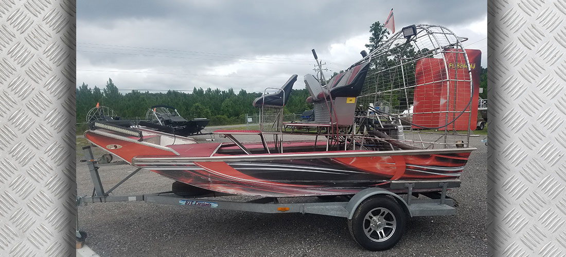 2004 GTO Airboat