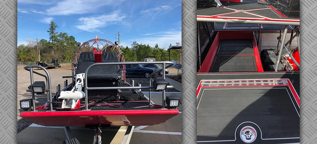 2015 PB Performance Airboat