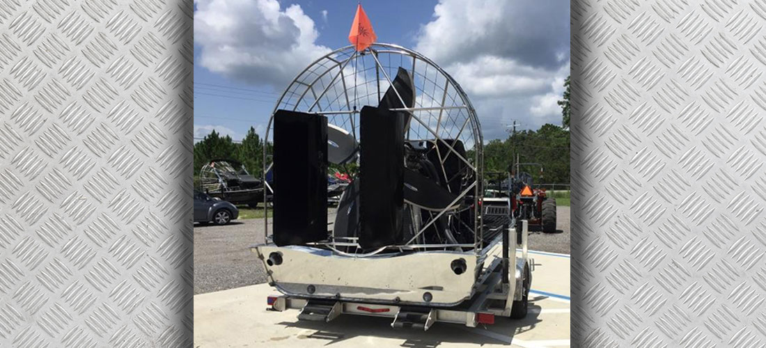 2016 PB Performance Airboat