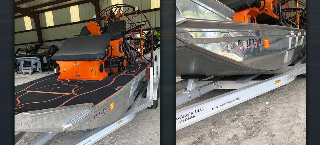 2017 PB Airboat