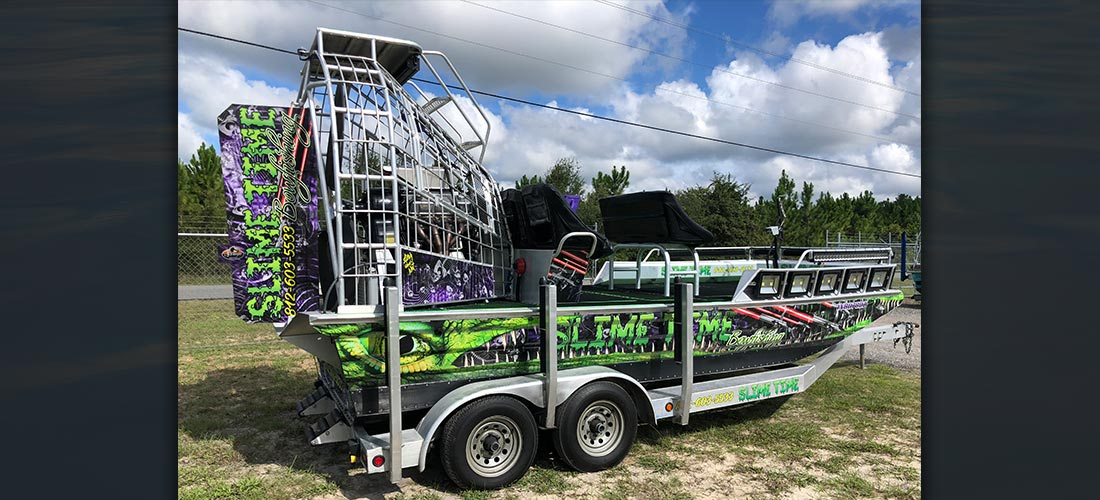 2018 Bowfishing Boat