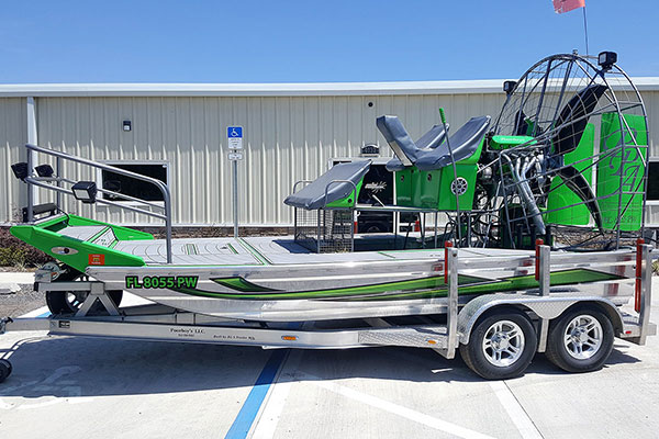 Used Airboats For Sale